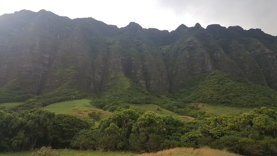 Kaneohe, Гавайи: This photo does no justice. Place is amazing!