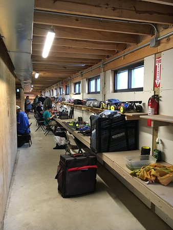Granger, IN: clean facilities work area