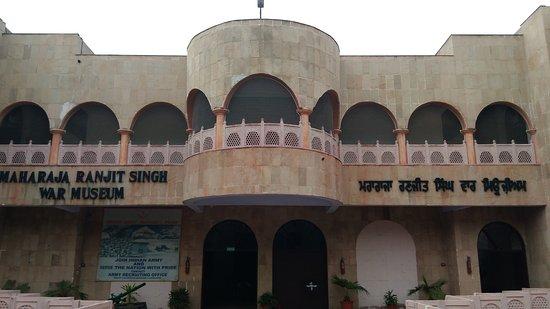 Museum Perang Maharaja Ranjit Singh