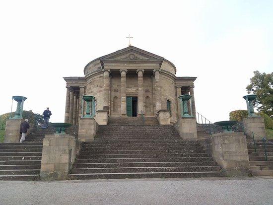 Grabkapelle auf dem Wuerttemberg