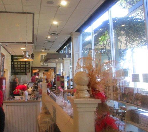 Corsicana, TX: Interior of the store