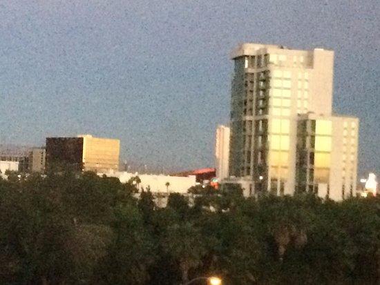Renaissance Las Vegas Hotel: Renaissance Las Vegas Hote--view from room
