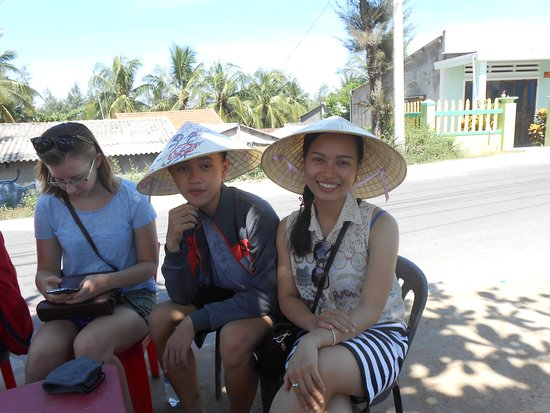 Provincia de Quang Nam, Vietnam: break time