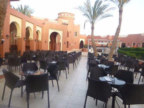Club Magic Life Sharm el Sheikh Imperial: The Main Entertainment Area