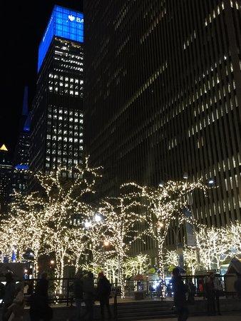 Immagini Natale A New York.E Natale A New York City Picture Of New York City New York