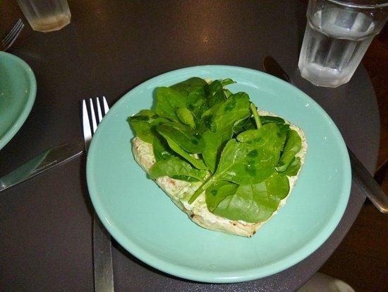 Innisfail, Austrália: Lunch dish