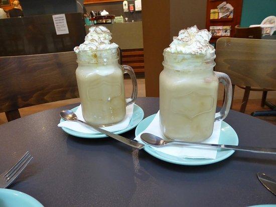 Innisfail, Austrália: Iced coffees