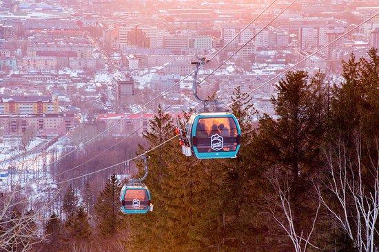 Gorny Vozduh (Mountain Air): Горный воздух