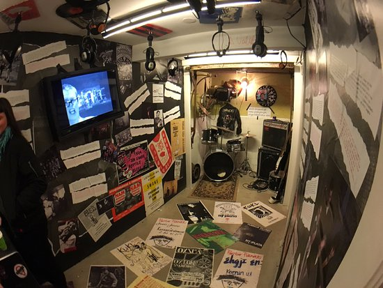 ‪The Icelandic Punk Museum‬