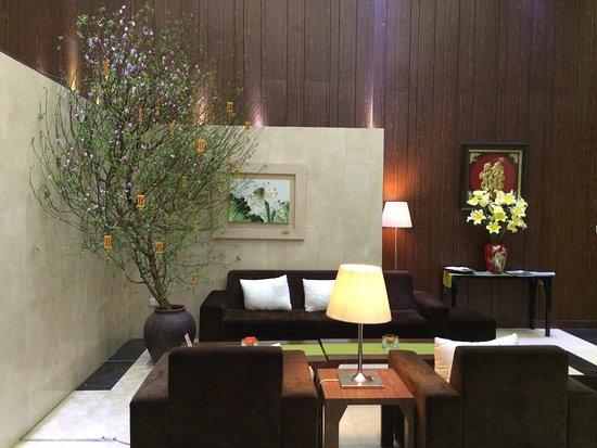 Authentic Hanoi Hotel: Lovely hotel