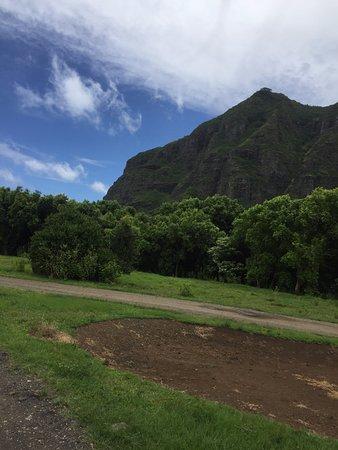 Kaneohe, Χαβάη: 맑은날 가면 더 좋을곳..
