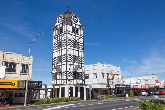 Stratford, Nouvelle-Zélande : Back2theWild Taranaki