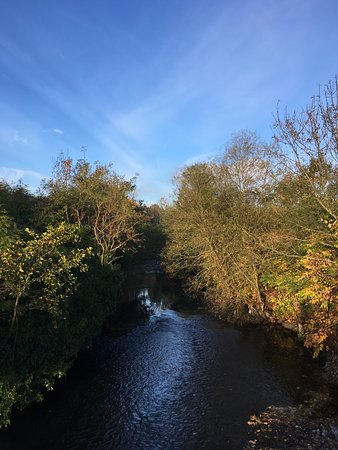 Aberdare, UK: Beautiful walks throughout the Cynon Valley by just following the Cynon Trail signs.