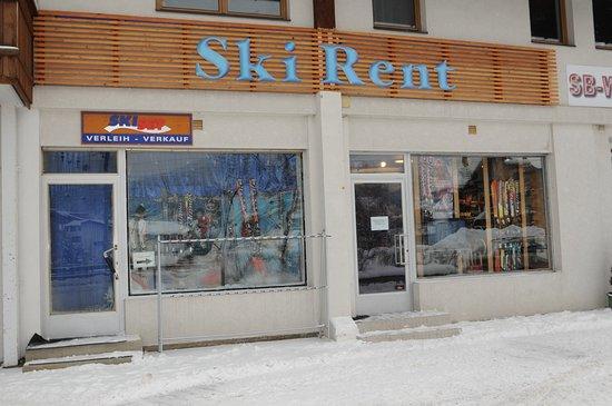 Schiverleih Ski Rent