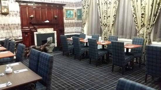 Set for breakfast Picture of Alexander Thomson Hotel Glasgow