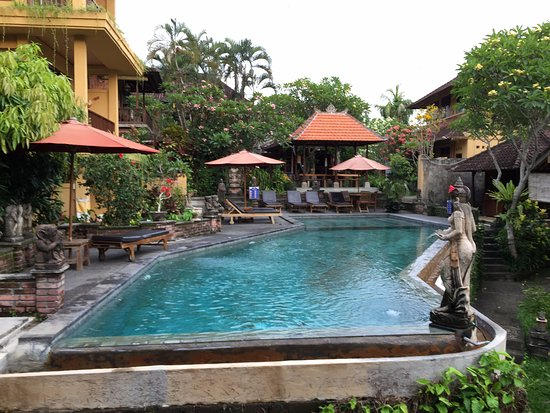 Jati 3 Bungalows: Nice swimming pool