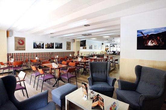 Terraza Por La Mañana Picture Of Saudade Cafe Bar