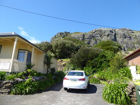 Stanley, Australia: the cottage