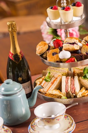 Little Hallingbury, UK: Afternoon Tea from £14.95 per head