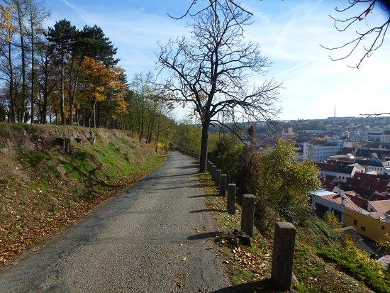 Morawy, Republika Czeska: Осень в Тршебиче