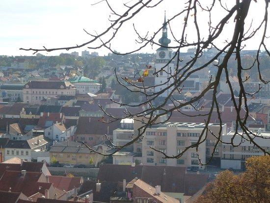 Morawy, Republika Czeska: Вид на город