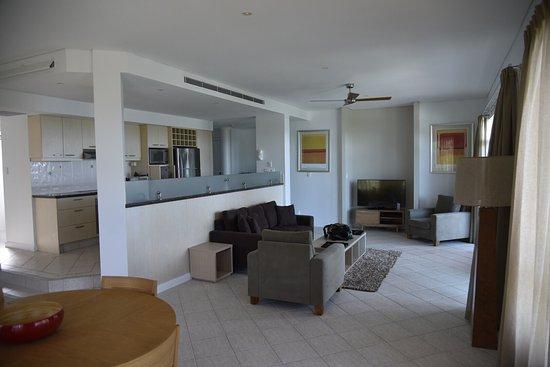 Trinity Beach, Australia: Sea Change Beachfront Apartments