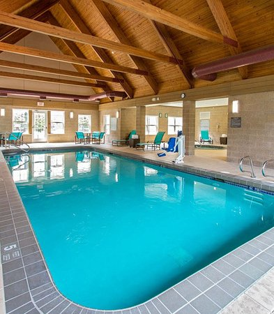 Residence Inn Rochester West/Greece : Indoor Pool