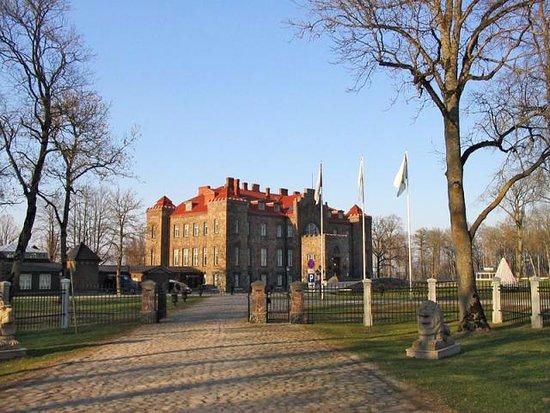 Kalvi Manor