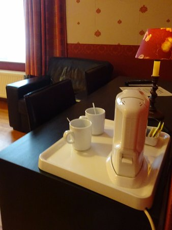 Hotel Malleberg: coffee & tea