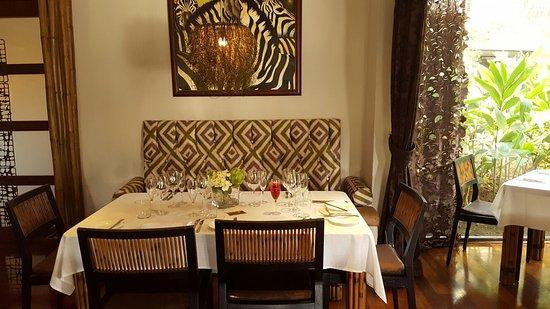 El Campanario Restaurant: Interior Restaurante