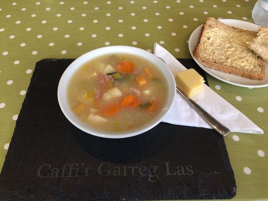 Crymych, UK: Caffi'r Garreg Las