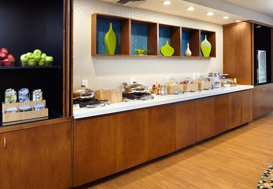 Moon Township, Pensilvania: Breakfast Buffet