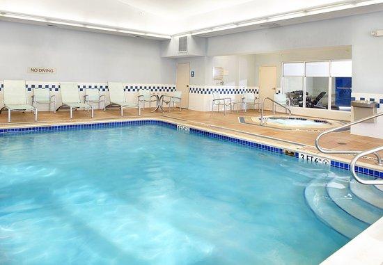 Moon Township, Pensilvania: Indoor Pool