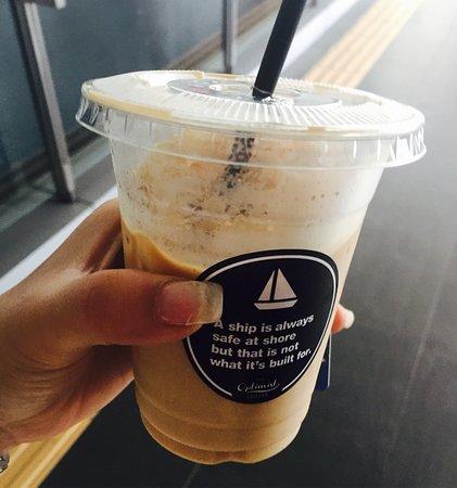 The Optimist Coffee Picture of The Optimist Coffee Kuala