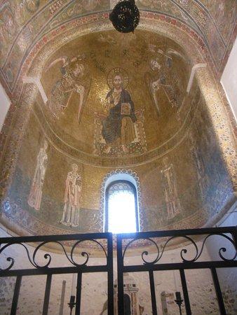 Torcello, Italia: Affresco bizantino
