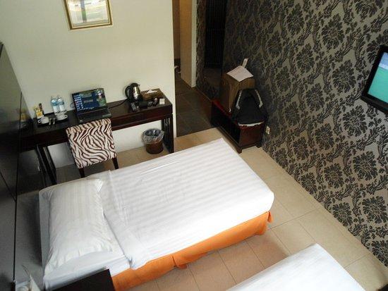 Santa Grand Hotel Bugis: great small hotel