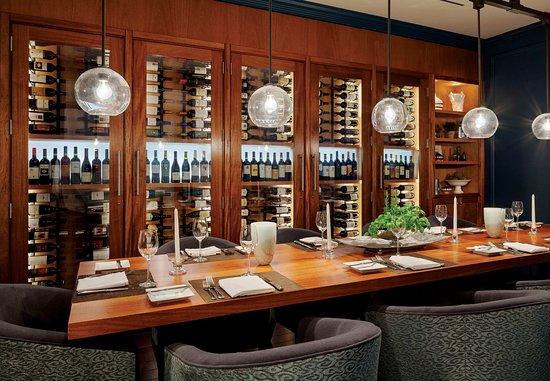 New Castle, NH: SALT Kitchen & Bar- Private Dining Room