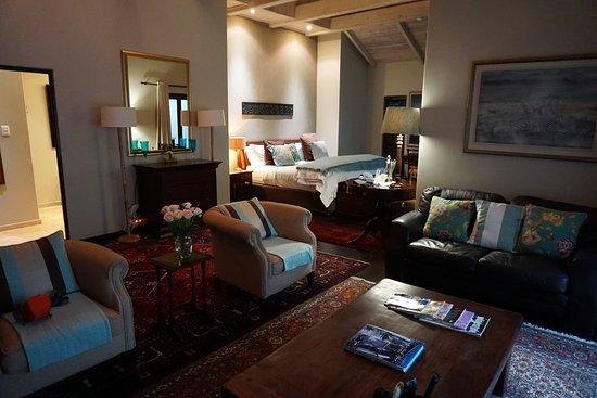 Chintsa, แอฟริกาใต้: Prana Lodge - room