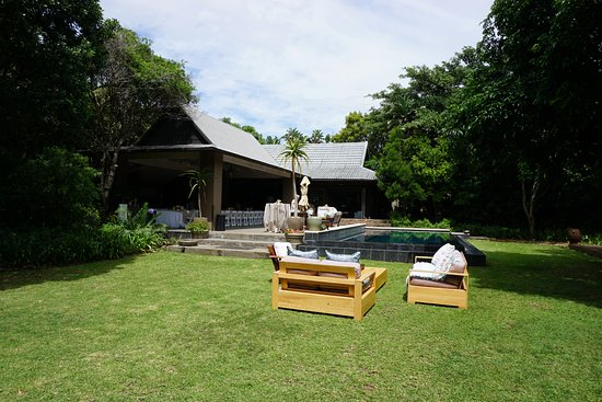 Chintsa, Sudáfrica: Prana Lodge - main building