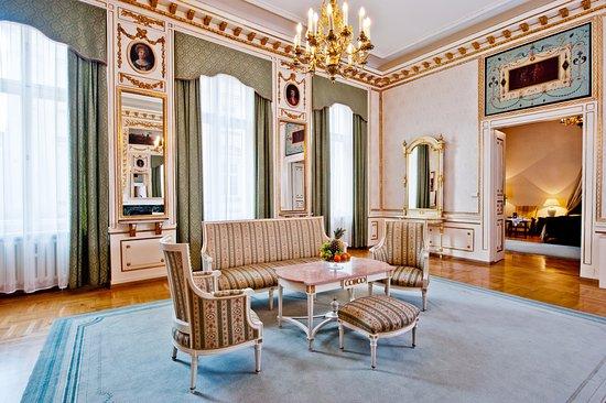 Excellent Hotel In Krakau Review Of Grand Hotel Krakow Tripadvisor