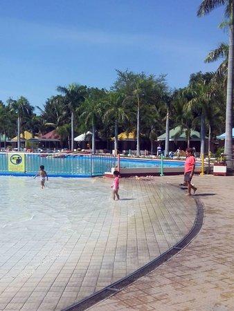 Taytay, Filippinene: kiddie pool