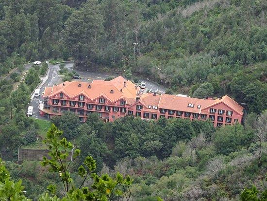 Zdjęcie Hotel Encumeada