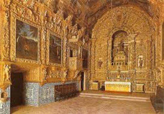 Church Of St Anthony Igreja De Santo Antonio Lagos