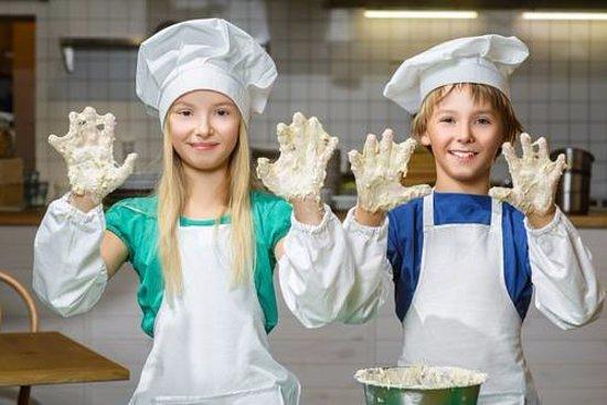 """Arezzo, إيطاليا: Un luogo dove i """"piccoli chef"""" in assoluta sicurezza possono realizzare con le proprie mani veri"""