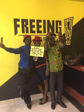 Freeing Africa