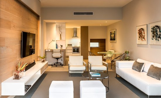 Camps Bay, Sydafrika: One Bed Luxury/Penthouse with Pool