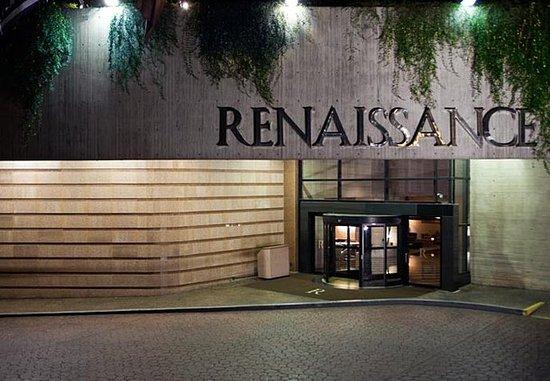 Renaissance São Paulo Hotel: Entrance