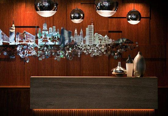 Renaissance São Paulo Hotel: Reception Details