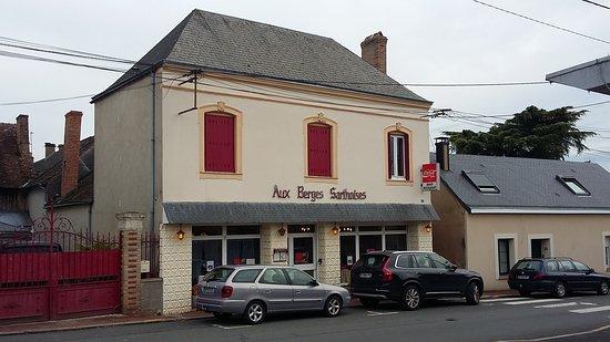 Sarthe, Prancis: Aux berges sarthoises