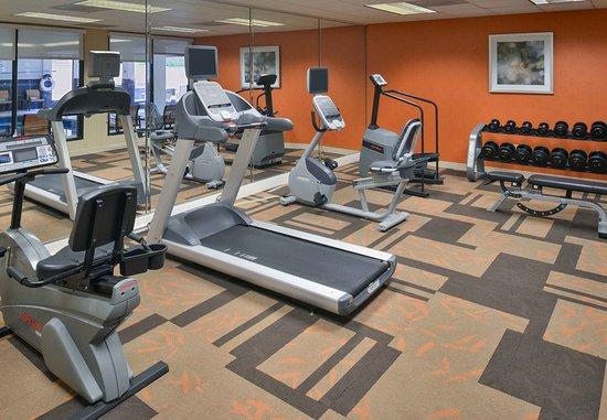 Suwanee, Gürcistan: Fitness Center - Cardio Equipment